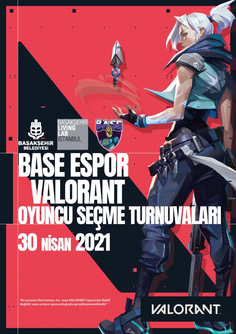 Base Espor Valorant Oyuncu Seçme Turnuvaları 3