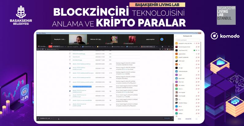 Blockzincir Teknolojisi Eğitimi