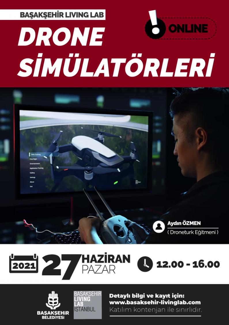 Drone Simülatörleri Eğitimi