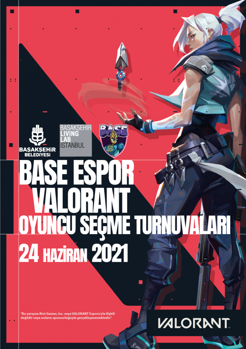 Base Espor Valorant Oyuncu Seçme Turnuvaları