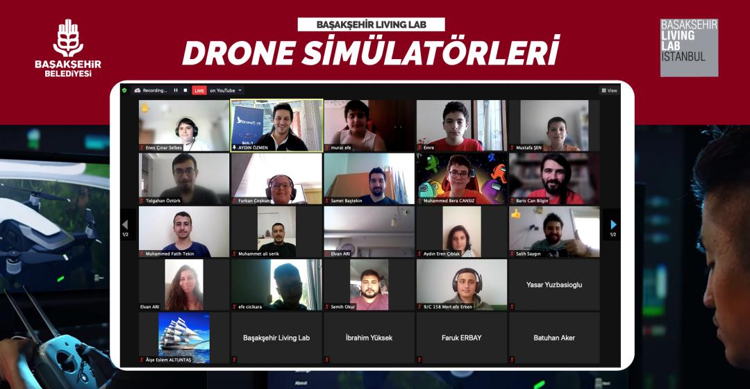 Drone Simülatör Etkinliği