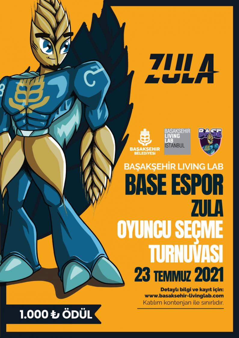 Base Espor Zula Oyuncu Seçme Turnuvası