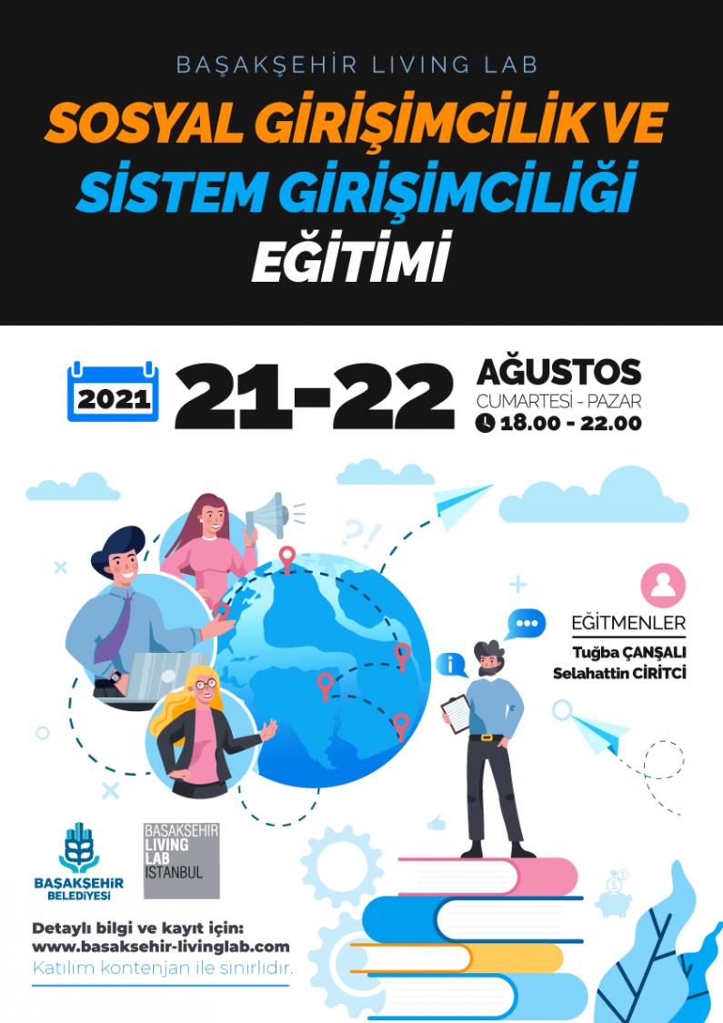 Sosyal Girişimcilik ve Sistem Girişimciliği Eğitimi