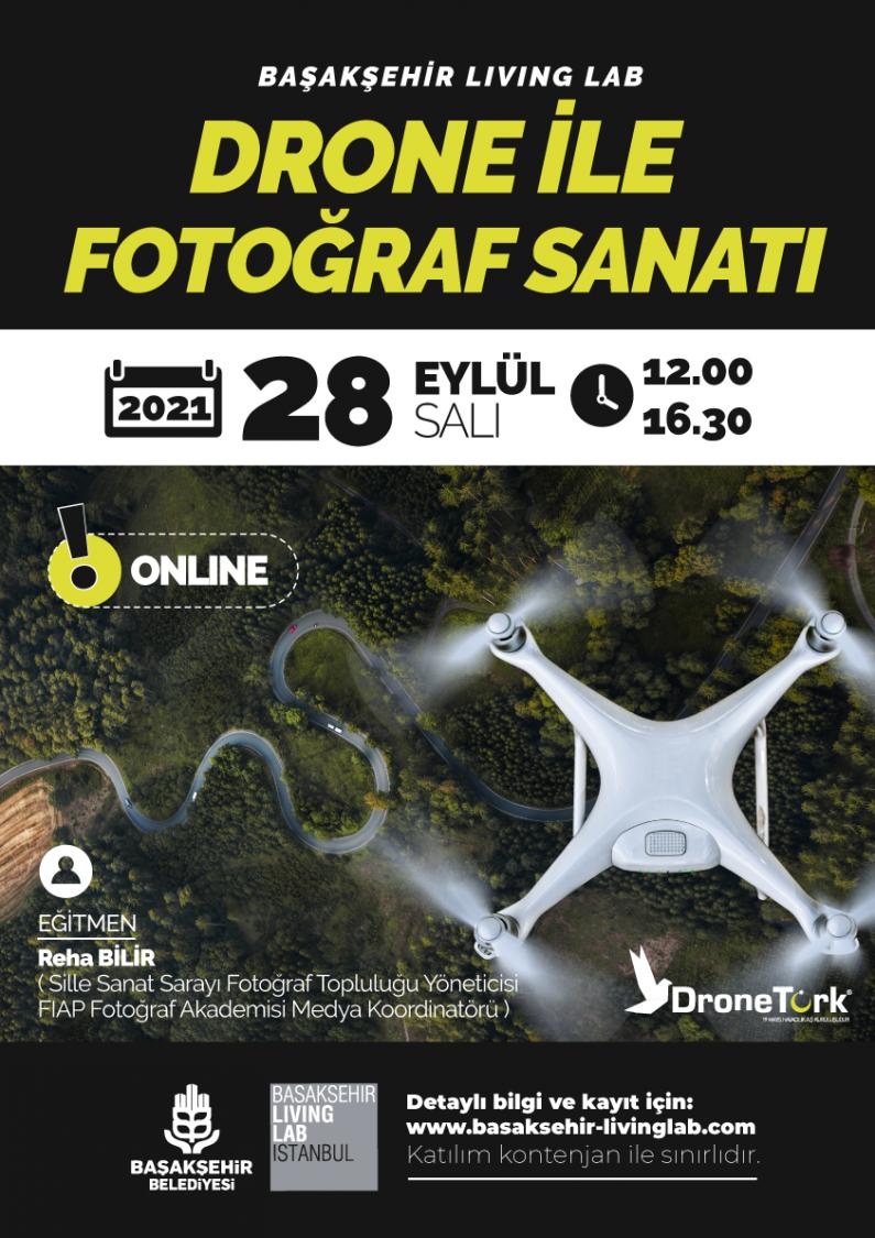 Drone ile Fotoğraf Sanatı