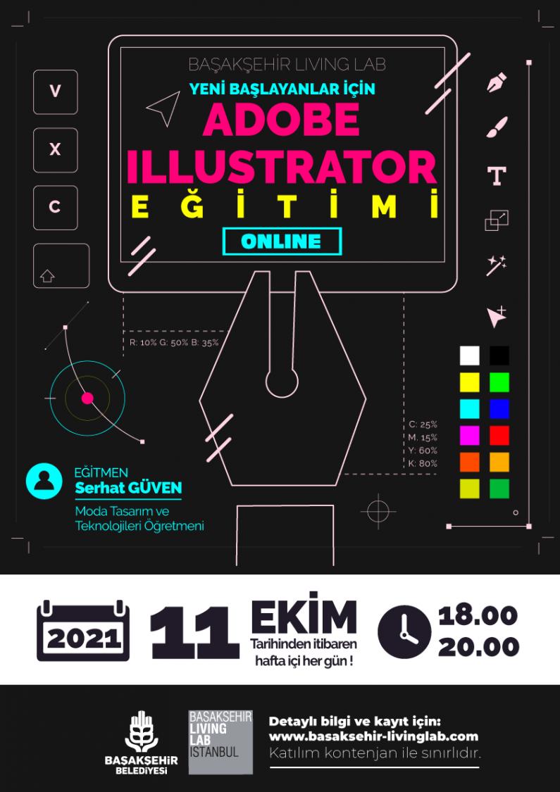 Yeni Başlayanlar İçin Adobe Illustrator Eğitimi
