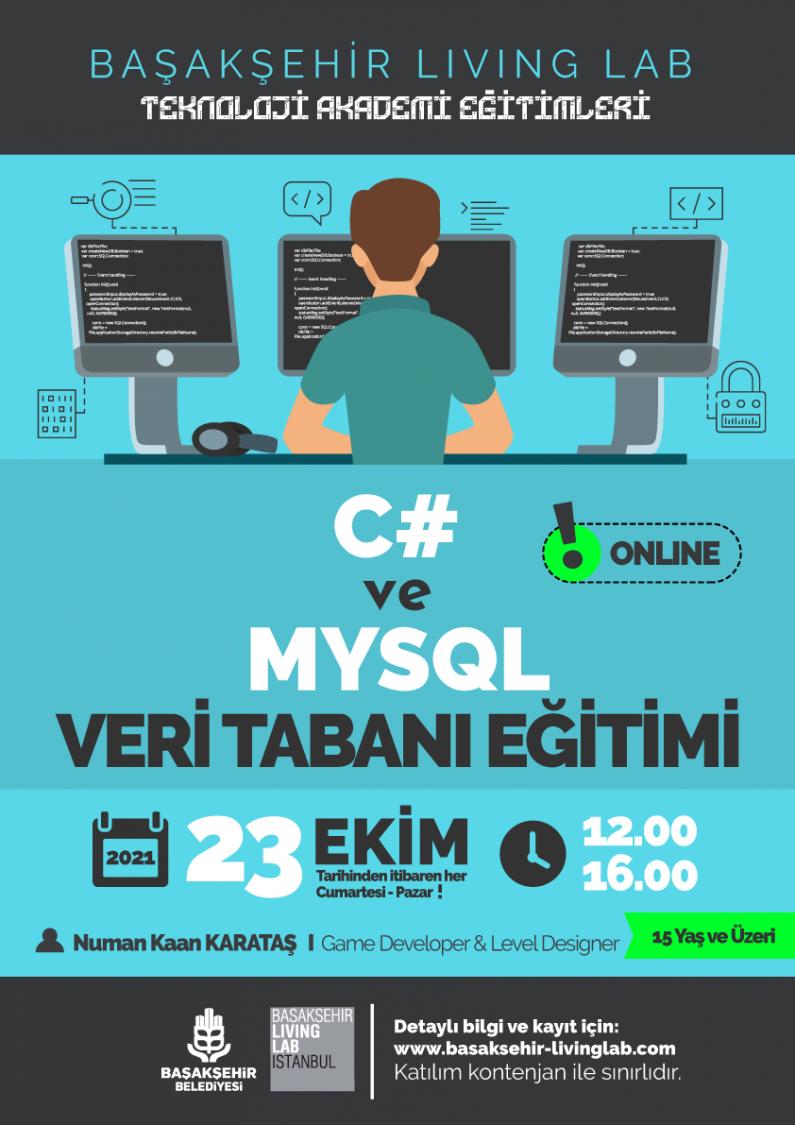 C# ve MYSQL Veri Tabanı Eğitimi