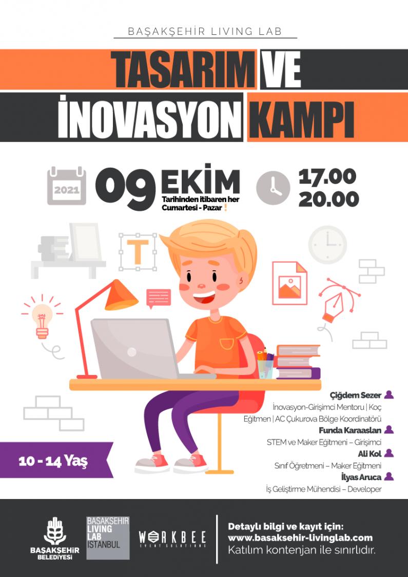 Tasarım ve İnovasyon Kampı